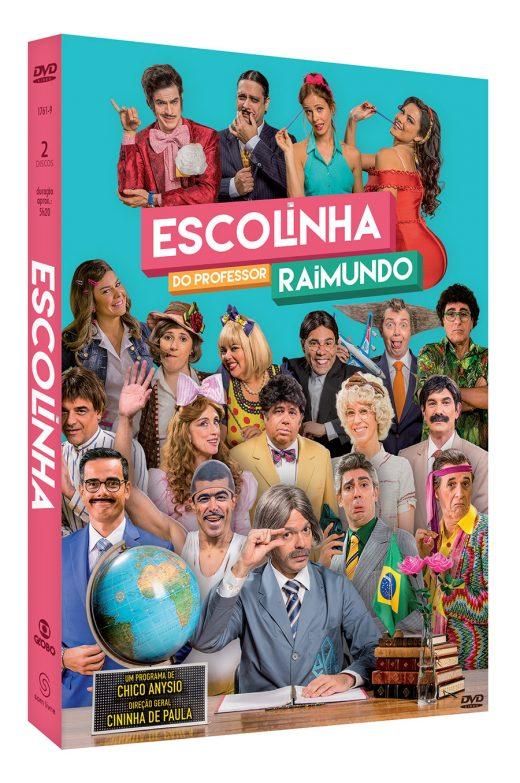 DVD Escolinha