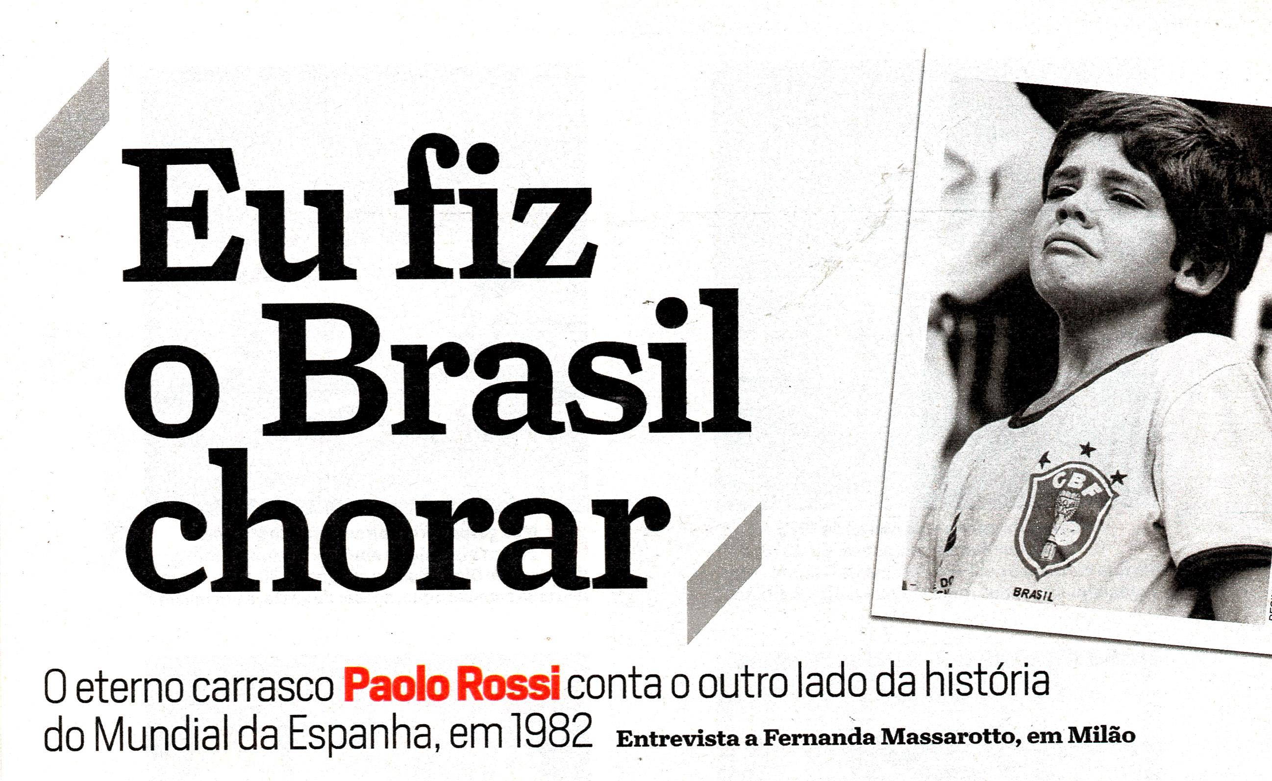 Brasil-Chorar