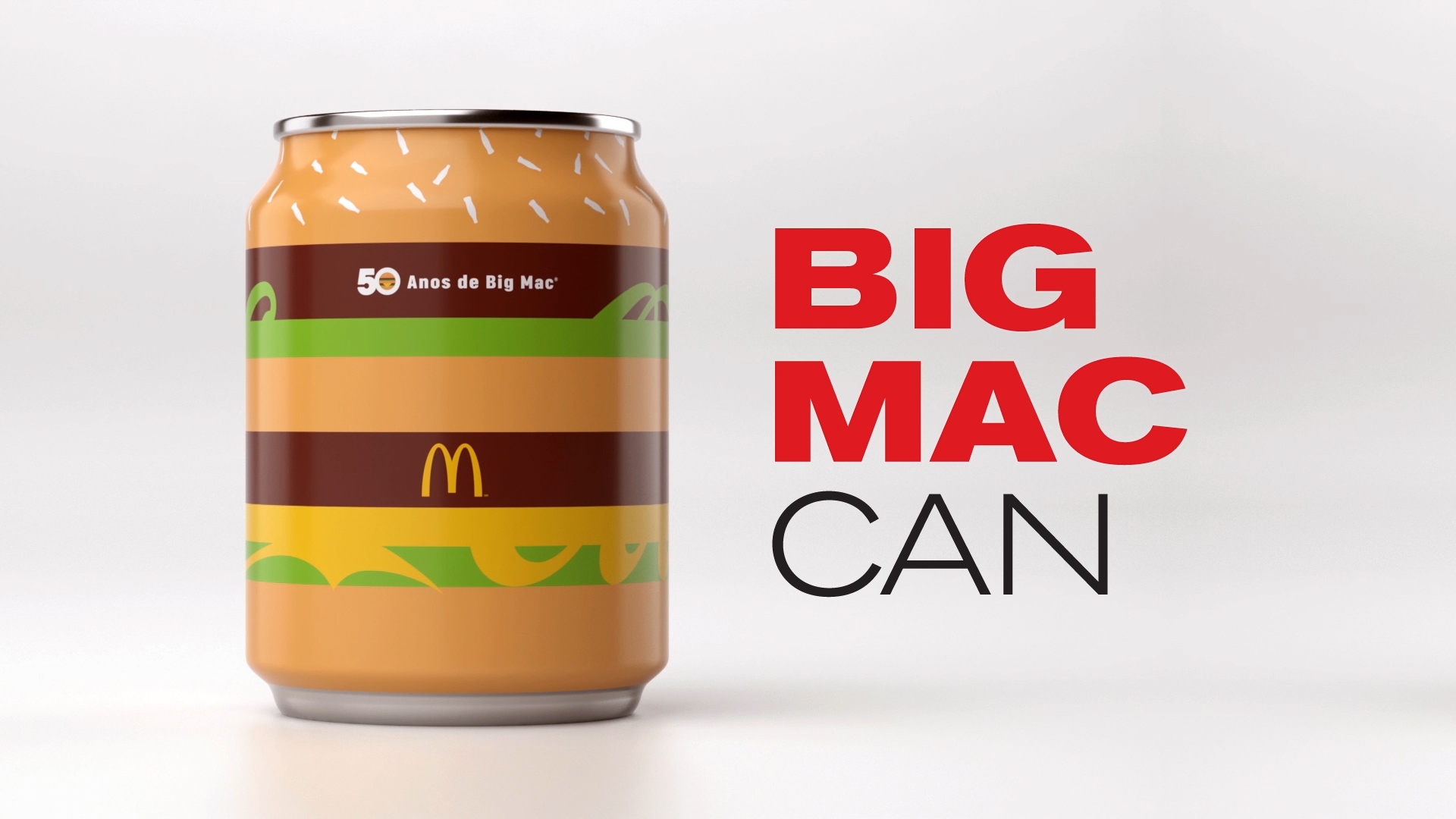 Big Mac Can