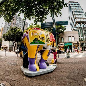 Elephant Parade 03