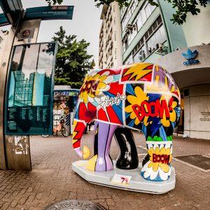 Elephant Parade 02
