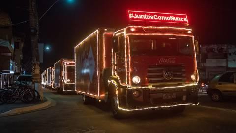 Natal Coca Cola